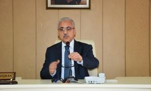 Vali Güvençer Bölge ve İl Müdürleriyle tanışma toplantısı düzenledi