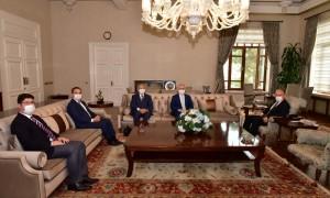 Büyükköse'den Vali Karadeniz'e Ziyaret