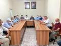 İl Başkanı Hızlı, İlçe Yönetim  Kurulu Toplantısına katıldı