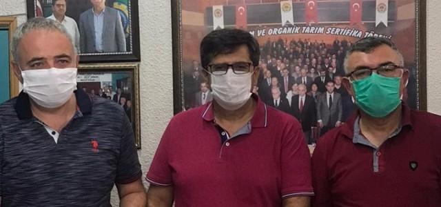 CHP'li Bakırlıoğlu Kırkağaç'ta