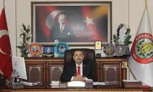 Başkan Gedüz'den yeni makam aracı  iddialarına yönelik basın açıklaması