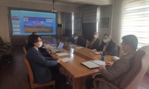 SOGEP Bilgilendirme Toplantısı Yapıldı