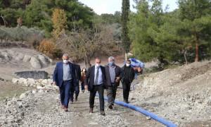 Alifakı Mahallesi'nde yeni içme suyu hattı çalışmaları başladı