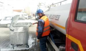Kırkağaç Belediyesi'nin önceliği halkın sağlığı