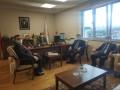 Başkan Gedüz Kırkağaç OSB için yoğun mesaide