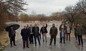 Karakurt Mahallesi sular altında