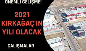 Kırkağaç OSB'de yeni gelişme! Ankara'dan müjdeli haberler gelmeye devam ediyor