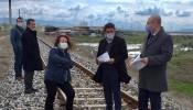 Kırkağaç'ta Gıda İhtisas OSB için arazi tanıtımı yapıldı