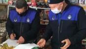 Kırkağaç'ta fiyat ve etiket denetimleri devam ediyor