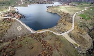 Manisa'ya son 3 yılda 5 baraj ve gölet ile 9 sulama tesisi yapıldı